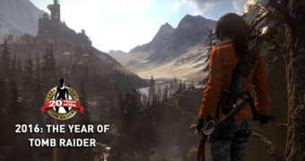 2016: The Year of Tomb Raider
