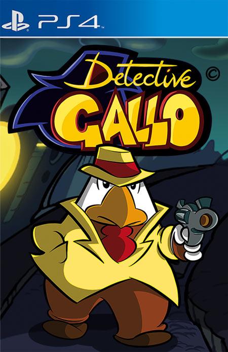 Detective Gallo – Recensione di un punta e clicca italiano