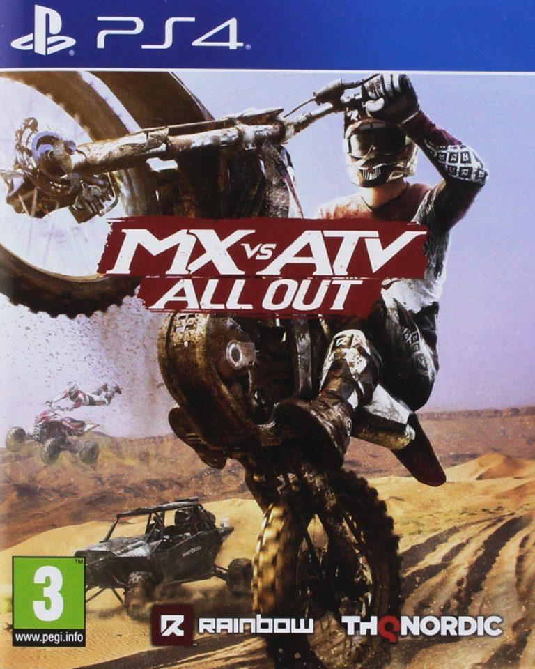 MX vs ATV All Out – La recensione per chi ama l'aria aperta