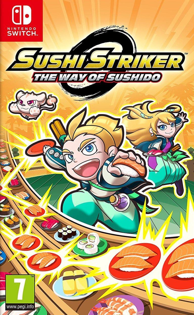 Sushi Striker: The Way of Sushido – Recensione dell'eroe del sushi