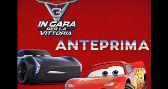 Annunciato Cars 3: In gara per la vittoria