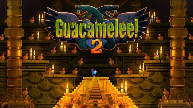 Annunciato Guacamelee 2