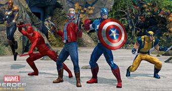 Annunciato Marvel Heroes Omega
