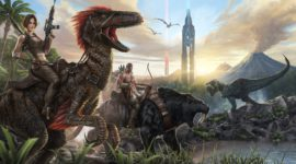 Ark: Survival Evolved – Provato