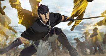 Arslan: the Warriors of Legend in video