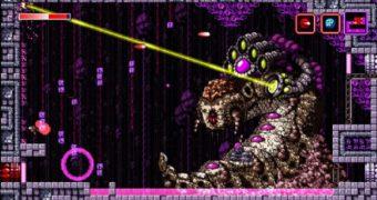 Axiom Verge al lancio di Nintendo NX
