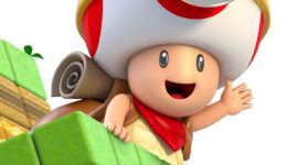 Captain Toad: Treasure Tracker – Provato