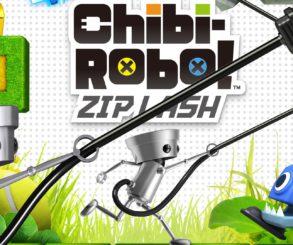 Chibi Robo Zip Lash!