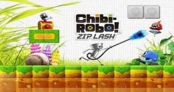 Chibi-Robo! Zip Lash – Trailer
