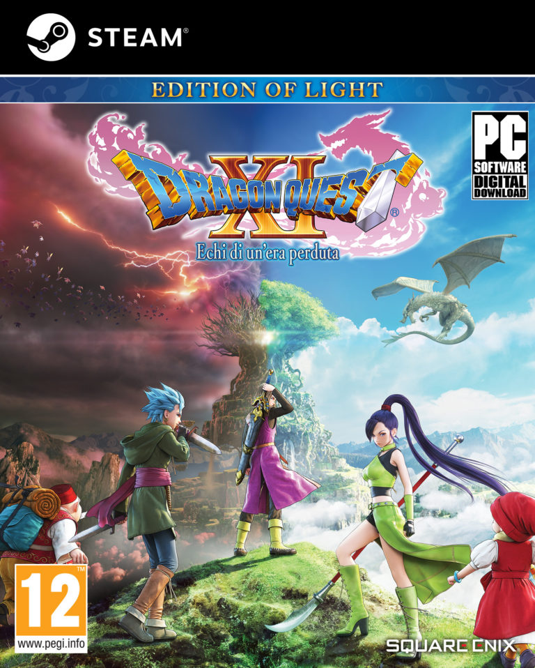 Un nuovo video per Dragon Quest XI S