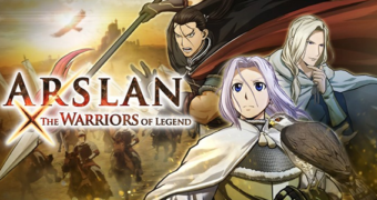 Disponibile Arslan: the Warriors of Legend