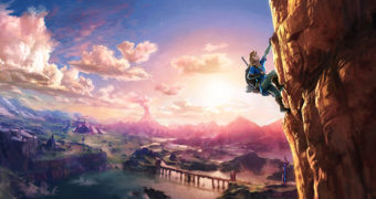 E3 2016: The Legend of Zelda: Breath of the Wild
