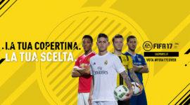FIFA 17: Scegli la cover!!