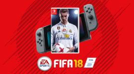 FIFA 18 – Nintendo Switch