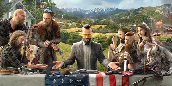 Far Cry 5: la Resistenza in video