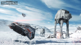 [Gamescom 2015] Star Wars: Battlefront – trailer sulle battaglie aeree