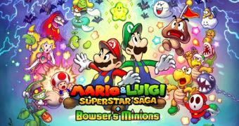 Gc2017: Mario & Luigi si mostra con 20 minuti di gameplay