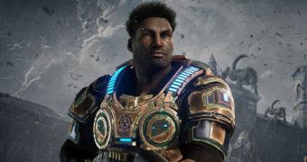 Gears of War 4 Final Game vs E3 2015 Demo