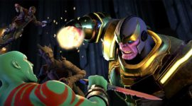 Guardians of the Galaxy Tangled Up in Blue