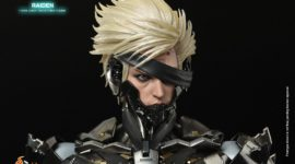 Hot Toys & Hideo Kojima: Raiden sta arrivando…