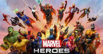 Il 21 aprile inizia closed beta Marvel Heroes Omega