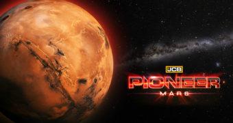 JCB Pioneer: Mars arriva a fine agosto