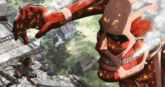 Koei Tecmo Annuncia Attack on Titan