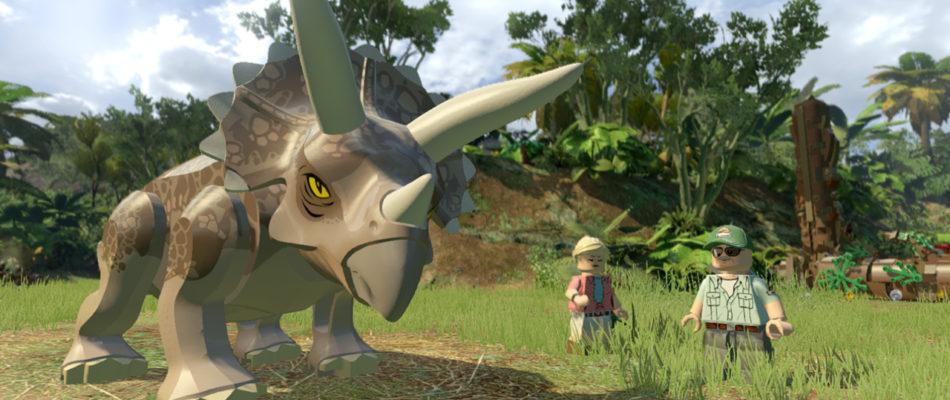 LEGO Jurassic World – Provato