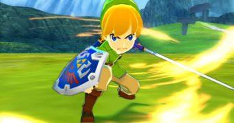 Link e Epona arrivano in Monster Hunter Stories