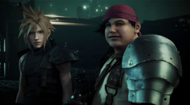 Manca tantissimo a Final Fantasy VII Remake e Kingdom Hearts III