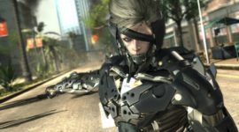 Metal Gear Rising – Provato