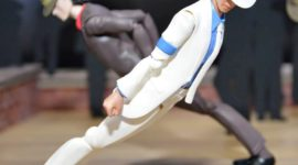 Michael Jackson: presente al Toy Fair 2014…