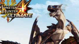 Monster Hunter 4 Ultimate – Provato