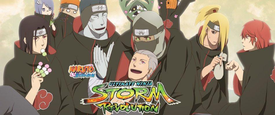 Naruto Shippuden: Ultimate Ninja Storm Revolution – Provato