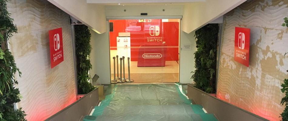 Nintendo Switch: Provato
