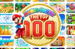 Nintendo annuncia Mario Party Top 100
