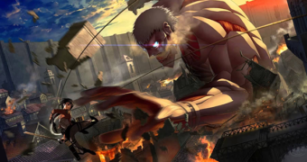 Nuovi video per Attack on Titan