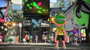 Nuovo video per Splatoon 2