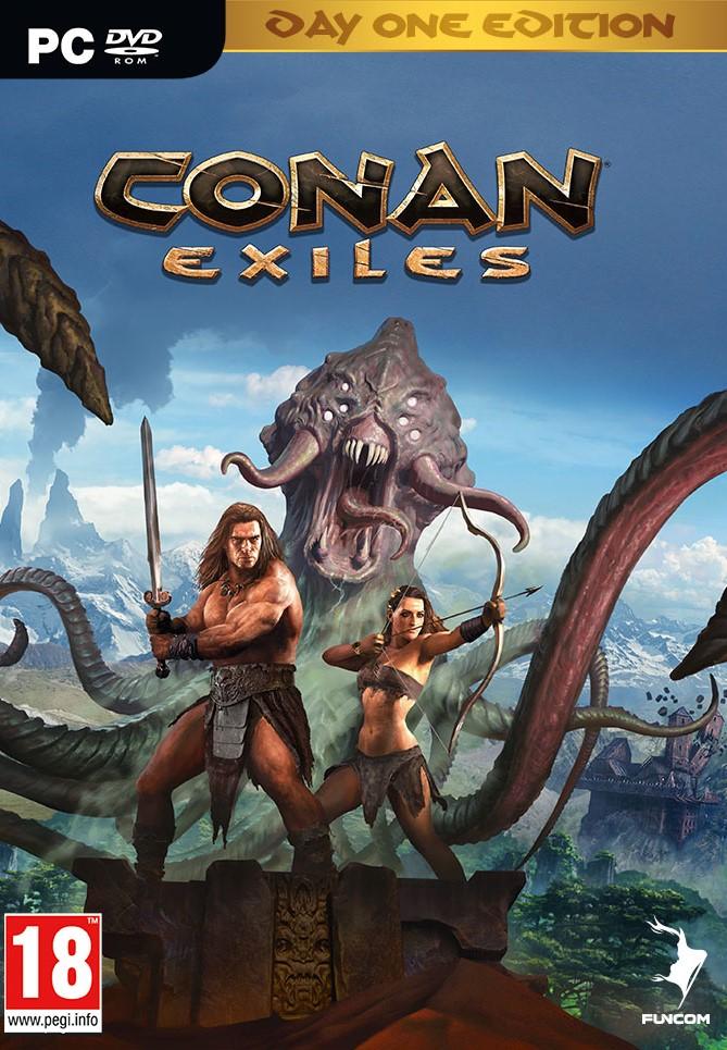 Conan Exiles – La recensione di un survival nudo