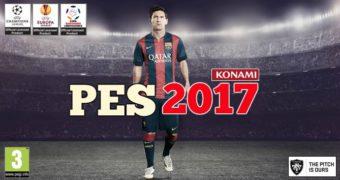 PES 2017 affosa Konami su PC