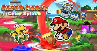 Paper Mario: Color Splash – Rescue V Episodio 5