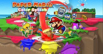 Paper Mario: Color Splash – Rescue V Episodio 6 e 7