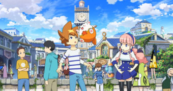 Puzzle & Dragons X – Opening Movie