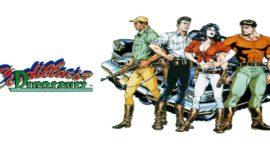 Retro Weekend: Cadillacs and Dinosaurs