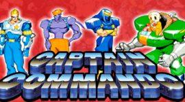 Retro Weekend: Captain Commando
