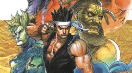 Retro Weekend: Virtua Fighter 2