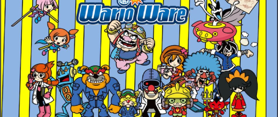 Retro Weekend: Wario War Inc. – Mega Microgames