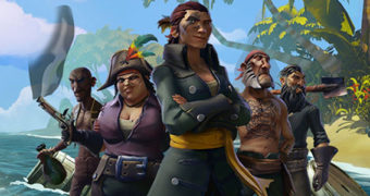 Sea of Thieves in un nuovo video gameplay