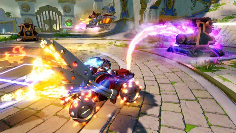 Skylanders: SuperChargers – Anteprima