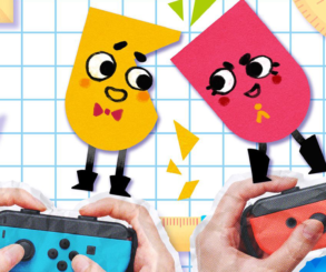 Snipperclips -  Cut it out